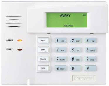 Image of Honeywell 6150 Keypad